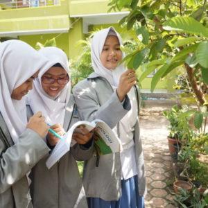 Pembelajaran Praktik di Alam Terbuka
