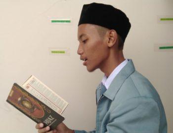 Pembinaan tahsin dan tahfidz